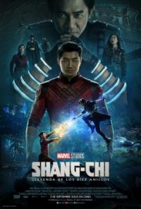 Poster Shang-Chi y la leyenda de los Diez Anillos