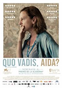 Poster Quo vadis, Aida?
