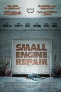 Poster Small Engine Repair