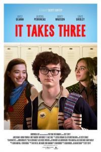 Poster It Takes Three