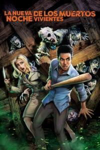 Poster Noche de los muertos animados
