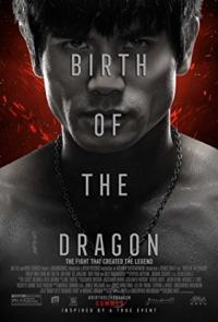 Poster El nacimiento del dragón