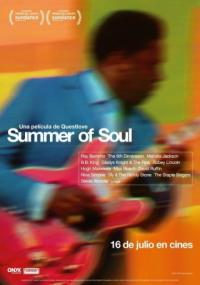 Poster Summer of Soul (...or, When the Revolution Could Not Be Televised)