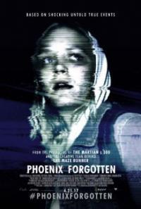 Poster Phoenix Forgotten