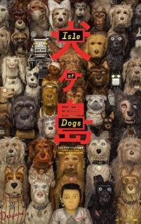 Poster Isla de perros
