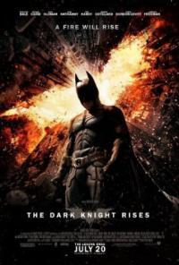 Poster Batman: el caballero de la noche asciende