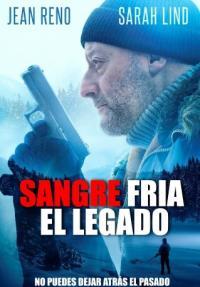 Poster Sangre Fría: El Legado