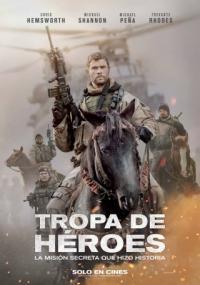 Poster Tropa de héroes