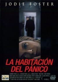 Poster La habitación del pánico