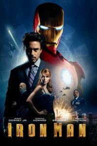 Poster Iron man - El hombre de hierro