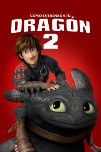 Poster Como entrenar a tu dragón 2