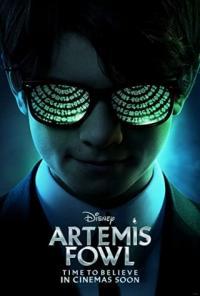 Poster Artemis Fowl: El Mundo Subterráneo