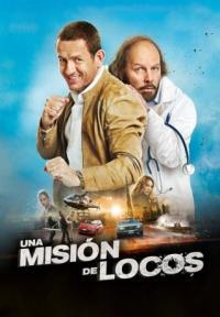 Poster Una Misión de Locos