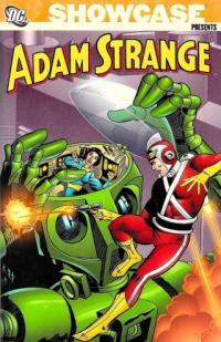 Poster DC Showcase: Adam Strange
