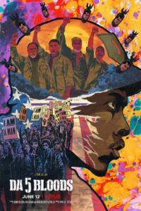 Poster Da 5 Bloods: Hermanos de Armas