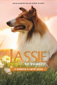 Poster Lassie Vuelve a Casa