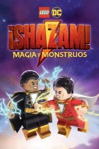 Poster LEGO DC: ¡Shazam! Magia y Monstruos