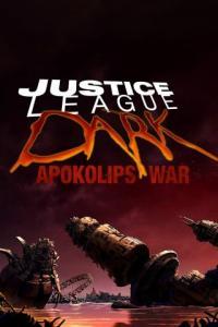 Poster Liga de la Justicia Oscura: Guerra Apokolips