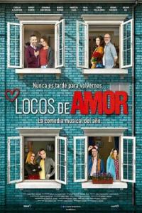 Poster Locos de Amor