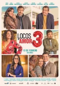 Poster Locos de Amor 3