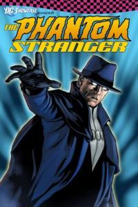 Poster DC Showcase: The Phantom Stranger