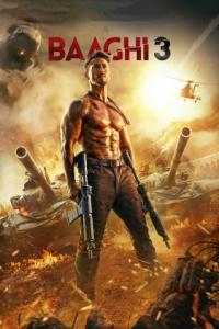 Poster Baaghi 3