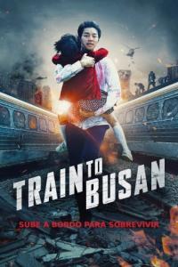 Poster Estación Zombie: Tren a Busan