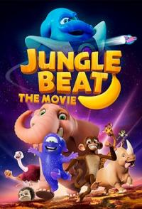 Poster Jungle Beat. La Película