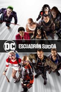 Poster Escuadrón suicida