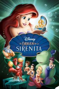 Poster La Sirenita 3: El Origen de la Sirenita