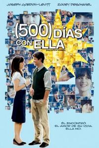 Poster 500 Días con Ella