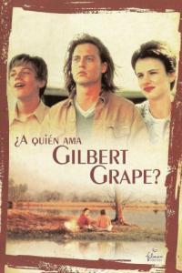 Poster ¿A Quién Ama Gilbert Grape?