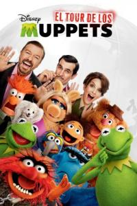 Poster El Tour de Los Muppets