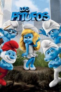Poster Los Pitufos