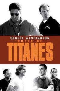 Poster Titanes, Hicieron Historia