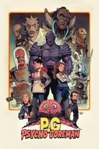Poster Psycho Goreman