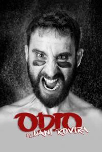 Poster Odio, de Dani Rovira