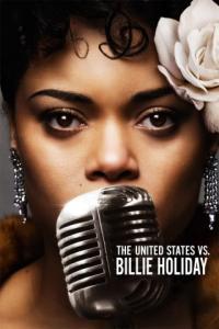 Poster Los Estados Unidos contra Billie Holiday