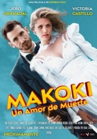 Poster Makoki Un Amor de Muerte