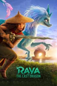 Poster Raya y el último dragón