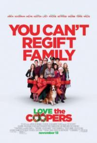 Poster Navidad con los Cooper