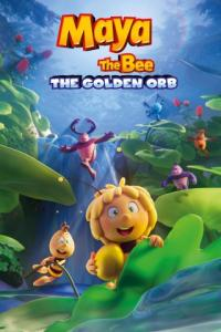 Poster La abeja Maya y el huevo dorado