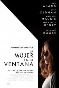 Poster La mujer en la ventana