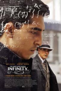 Poster El hombre que conocía el infinito