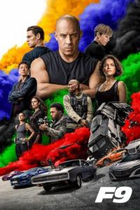 Poster Fast & Furious 9