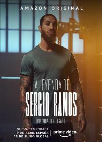 Poster La leyenda de Sergio Ramos