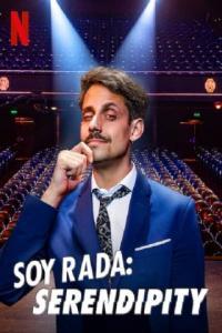 Poster Soy Rada: Serendipia