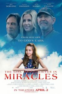 Poster The Girl Who Believes in Miracles