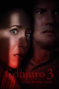 Poster Expediente Warren: El Conjuro 3, El Diablo Me Obligó A Hacerlo