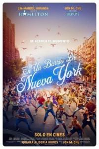 Poster En un barrio de Nueva York